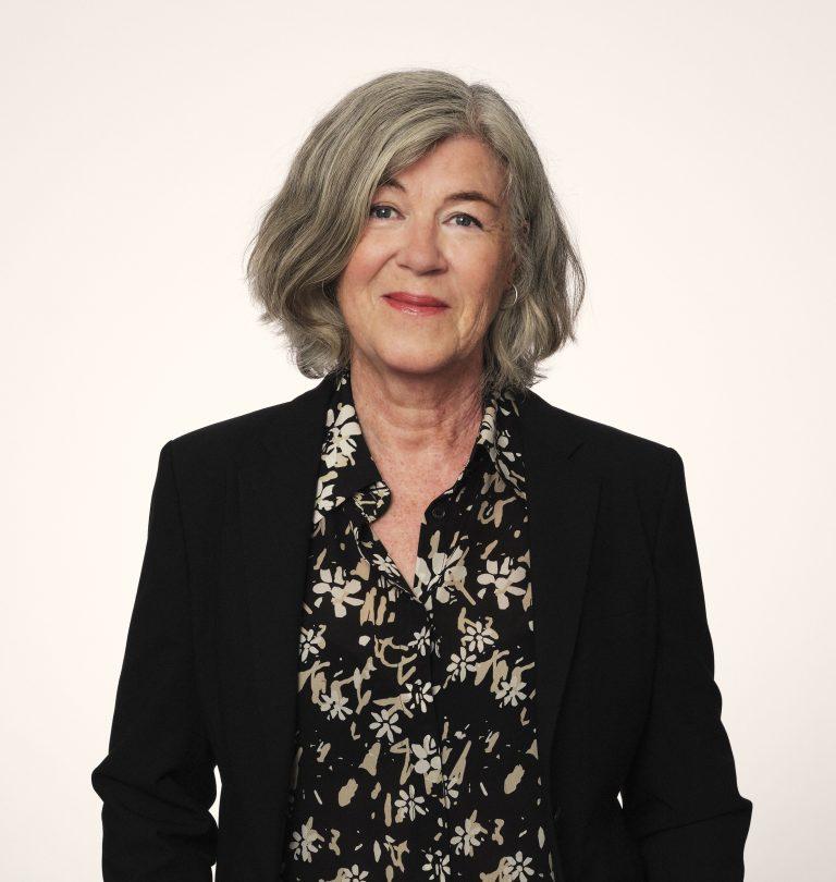 Porträtt av Elisabeth Wernstedt