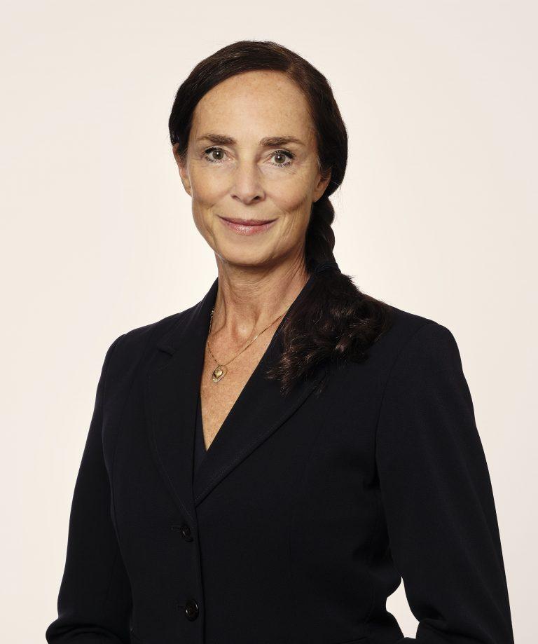 Porträtt av Annika Listén
