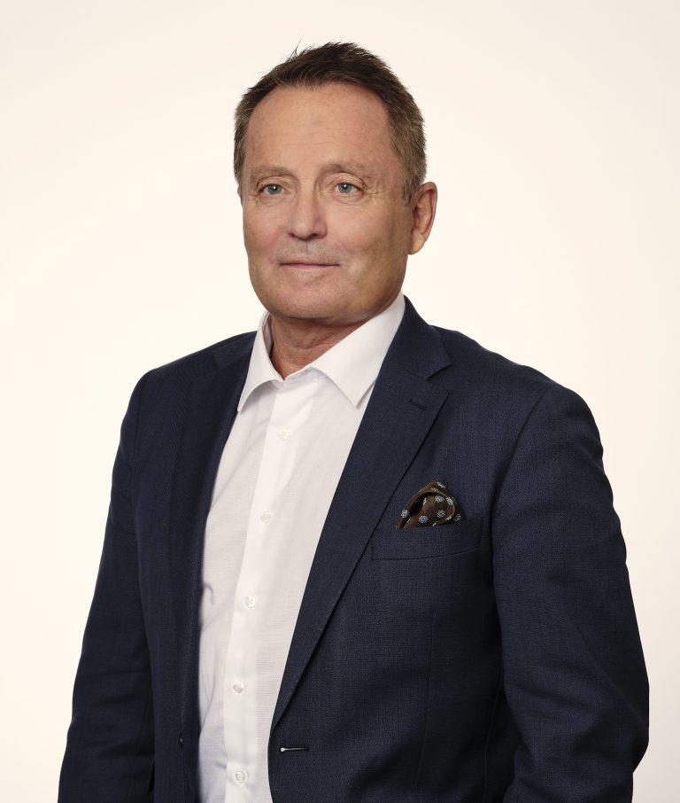 Porträtt av Jan-Olov Andersson
