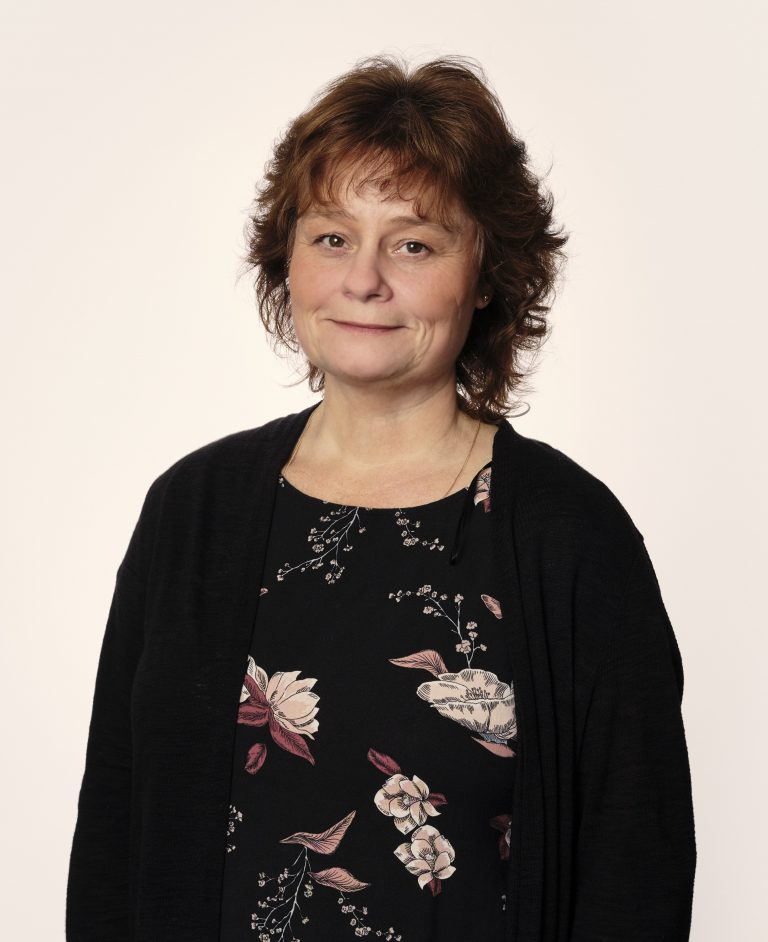 Porträtt av Maria Hallström-Ullmann